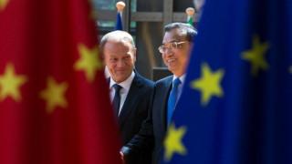 Πεκίνο - Βρυξέλλες εντείνουν τη συνεργασία τους για την αντιμετώπιση της κλιματικής αλλαγής