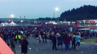 Γερμανία: Δύο συλλήψεις μετά την εκκένωση του φεστιβάλ Rock am Ring