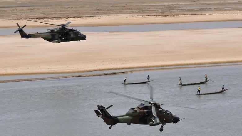 Οι γαλλικές στρατιωτικές δυνάμεις σκότωσαν 20 ισλαμιστές μαχητές στο Μαλί
