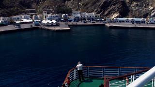 Ταλαιπωρία για 814 επιβάτες που ταξίδευαν από Σαντορίνη προς Ηράκλειο