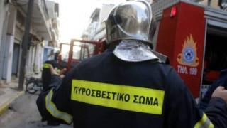 Στις φλόγες τυλίχθηκε ραδιοφωνικός σταθμός στην Κρήτη