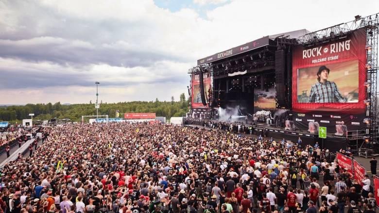 Γερμανία: Κανονικά θα διεξαχθεί το φεστιβάλ Rock am Ring