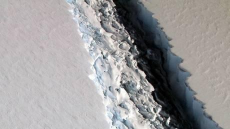 Η Ανταρκτική χάνει 5.000 τετραγωνικά χιλιόμετρα πάγου