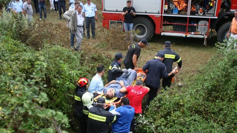 Γερμανός τουρίστας έπεσε από γκρεμό στη Σαμοθράκη και σκοτώθηκε