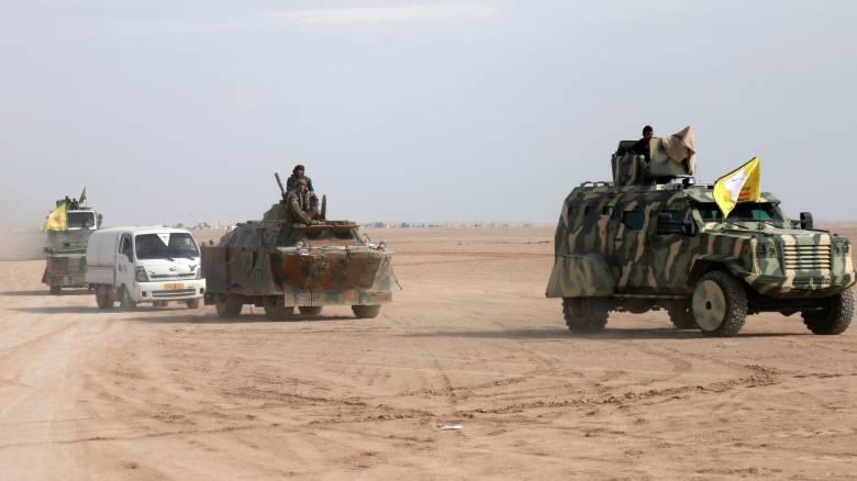 Συρία: Ξεκίνησε η επιχείρηση της αραβοκουρδικής συμμαχίας για την ανακατάληψη της Ράκας