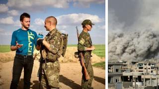 Τάπκα, Συρία: «πόλη-φάντασμα γεμάτη ανθρώπους», λέει στο CNN Greece o ανταποκριτής Κ. Λοκατέλι (vid)
