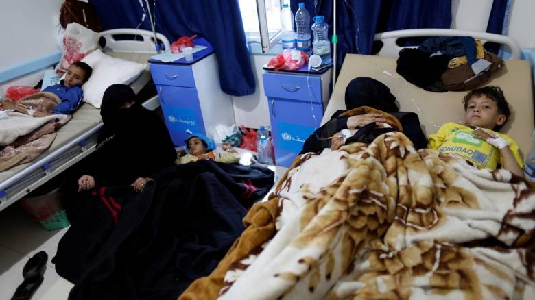 Υεμένη: 600 άνθρωποι έχουν χάσει τη ζωή τους από χολέρα (pics&vid)