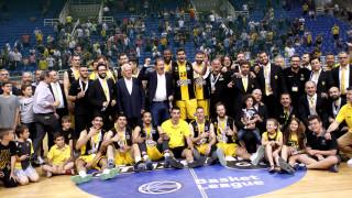 Α1 μπάσκετ: Η ΑΕΚ νίκησε τον Άρη και τερμάτισε στην 3η θέση