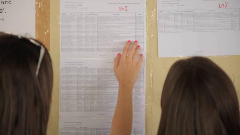 Πανελλαδικές 2017: Το πρόγραμμα των εξετάσεων