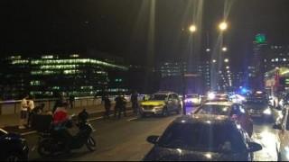 Τρόμος ξανά στο Λονδίνο - Φορτηγό έπεσε σε πεζούς στη γέφυρα London Bridge