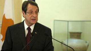 Κυπριακό: Οι προσδοκίες του Αναστασιάδη πριν από την συνάντηση με Γκουτέρες- Ακιντζί