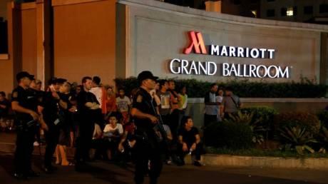 Φιλιππίνες: Ο δράστης της επίθεσης δεν ήταν τρομοκράτης αλλά… τζογαδόρος