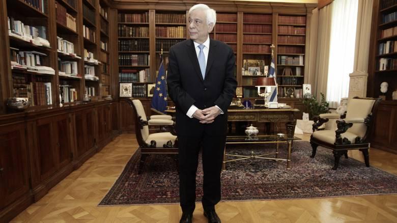 Τον αποτροπιασμό του για την επίθεση στο Λονδίνο εκφράζει ο Προκόπης Παυλόπουλος