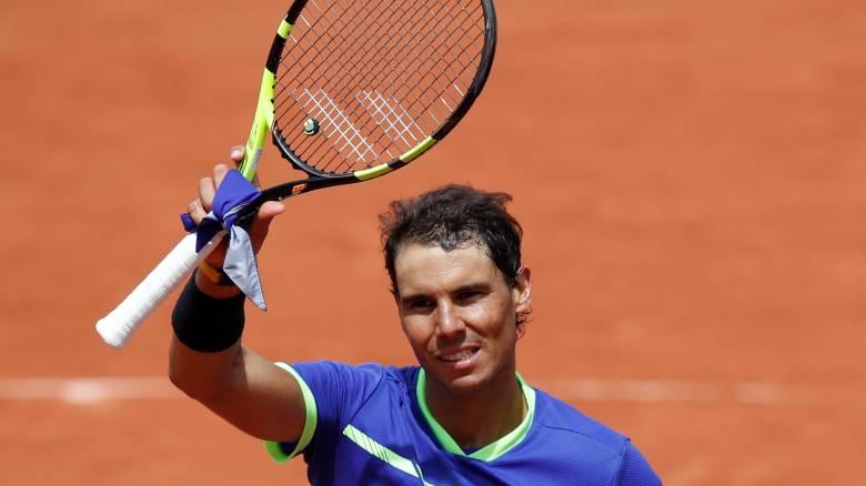Roland Garros: Ακάθεκτος για τον δέκατο τίτλο ο Ραφαέλ Ναδάλ