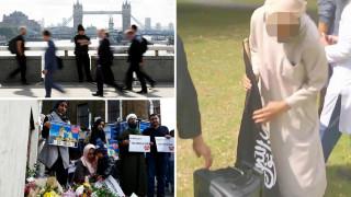 Επίθεση στο Λονδίνο: Τζιχαντιστής της «διπλανής πόρτας» ο ένας από τους δράστες