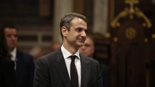 Κ. Μητσοτάκης: Αναγκαίο τα πιο ισχυρά κράτη να πρωτοπορούν στην προστασία του περιβάλλοντος