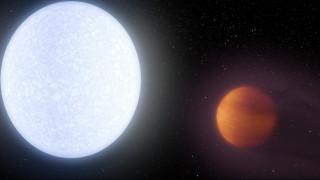 Ανακαλύφθηκε ο πιο καυτός γιγάντιος εξωπλανήτης