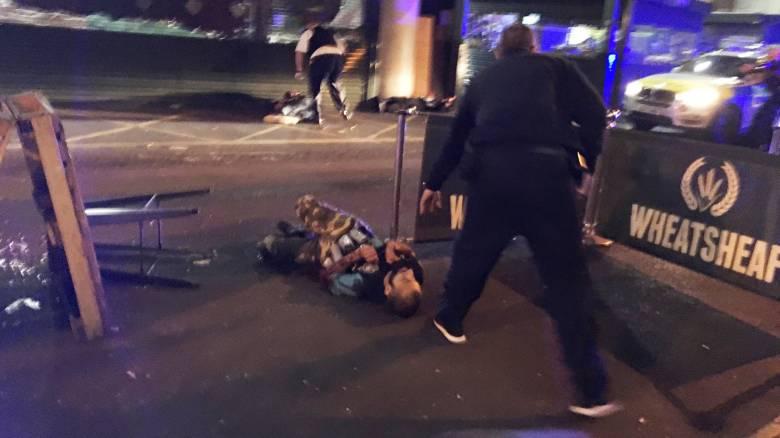 Λονδίνο: Αυτοί είναι οι δύο από τους τρεις δράστες της επίθεσης (pics)