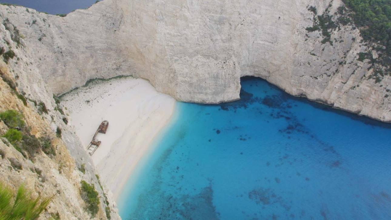 Τουρίστρια βρήκε τραγικό τέλος στην παραλία του «Ναυαγίου» προσπαθώντας να βγάλει φωτογραφίες