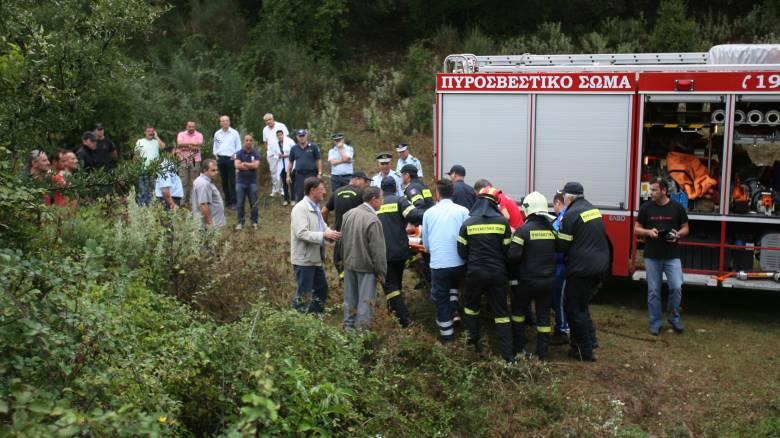 Χανιά: Αυτοκίνητο Βέλγων τουριστών έπεσε σε γκρεμό 20 μέτρων