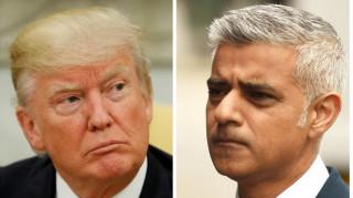 Ο Σαντίκ Καν ζητά την ακύρωση της επίσκεψης του Ντ. Τραμπ στη Βρετανία