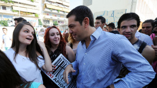 Πανελλαδικές 2017:Οι ευχές του Αλέξη Τσίπρα στους υποψηφίους