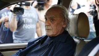 Α. Τσοχατζόπουλος: Ξανά στο νοσοκομείο ο πρώην υπουργός