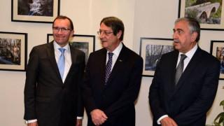 Έσπεν Άιντε: Δεν θα υπάρξει ημερομηνία λήξης στη διάσκεψη για το Κυπριακό