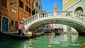 Βενετία: Η ειδυλλιακή Βενετία είναι μία από τις γραφικότερες πόλεις του κόσμου.