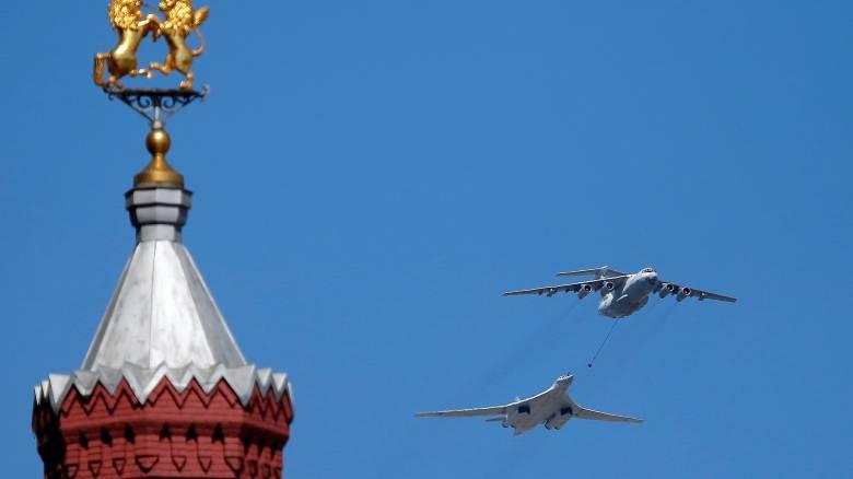 Ρωσικό μαχητικό αναχαίτισε αμερικάνικο βομβαρδιστικό στην Βαλτική Θάλασσα