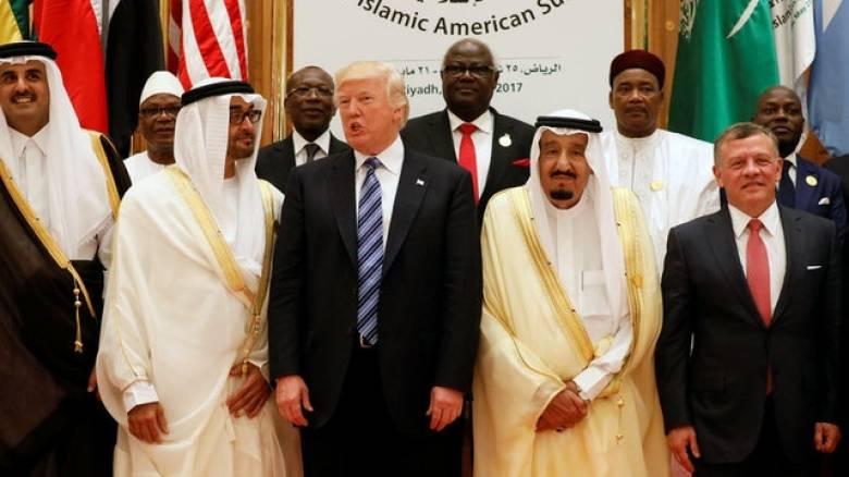 Η διπλωματική κρίση στο Κατάρ και το tweet του Τραμπ