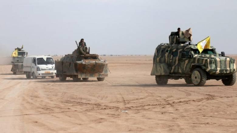 Συρία: Το προπύργιο των τζιχαντιστών σφυροκοπεί ο στρατός του Άσαντ