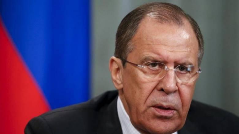 Λαβρόφ: Η ΕΕ πολιτικοποιεί τη συνεργασία με την Ρωσία