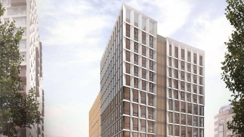 Το Πόρτλαντ θα κατασκευάσει ουρανοξύστη από ξύλο (pic+vid)