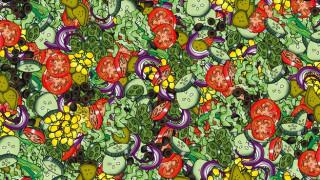 QUIZ: Μπορείτε να βρείτε που είναι κρυμμένος ο Καίσαρας μέσα στη σαλάτα;