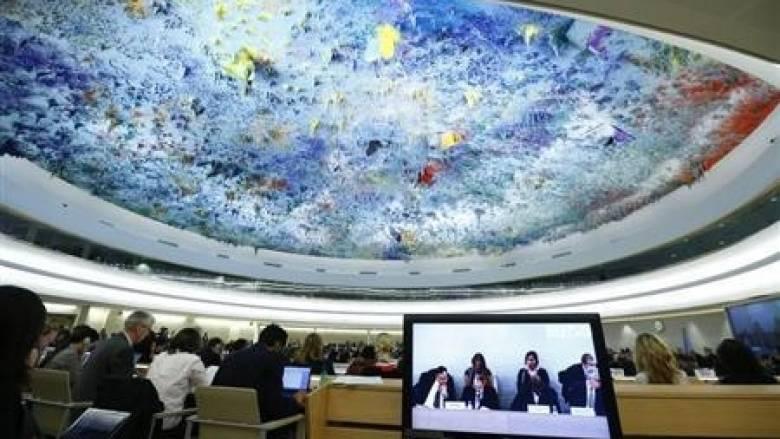 Οι ΗΠΑ προειδοποιούν με αποχώρηση από το Συμβούλιο Ανθρωπίνων Δικαιωμάτων