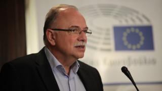 Παπαδημούλης: Τήρηση δεσμεύσεων των δανειστών για το ζήτημα της Ελλάδας