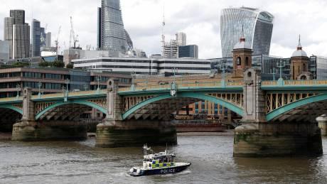 Επίθεση Λονδίνο: Στους 8 οι νεκροί μετά τον εντοπισμό πτώματος στον Τάμεση