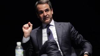 Μητσοτάκης: Η σημερινή κυβέρνηση δεν πιστεύει στις μεταρρυθμίσεις