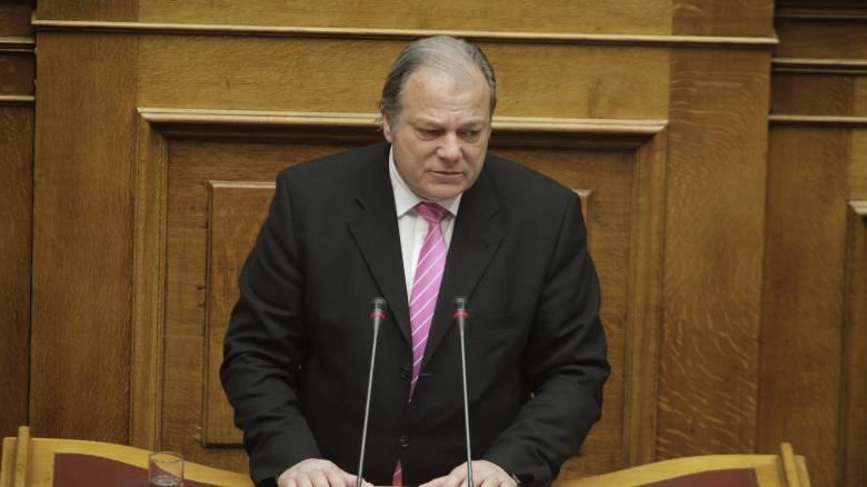 Επεισόδιο με πρωταγωνιστή τον Κατσίκη των ΑΝΕΛ - Έξαλλοι οι βουλευτές του ΣΥΡΙΖΑ