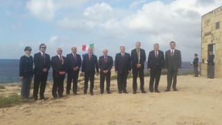 Ιταλία: Συνάντηση των αρχηγών της αστυνομίας εννέα ευρωπαϊκών χωρών