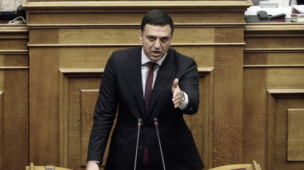 Κικίλιας: Η κυβέρνηση συνεχίζει με θράσος να κοροϊδεύει τον λαό