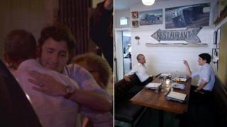 Οι «κολλητοί» Ομπάμα και Τριντό τα ήπιαν και τα είπαν (pics&vid)