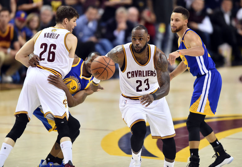 2017 06 08T040216Z 648503563 NOCID RTRMADP 3 NBA FINALS GOLDEN STATE WARRIORS AT CLEVELAND CAVALIERS