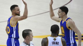 NBA Finals: Ασταμάτητοι οι Γουόριορς, 3-0 τη σειρά με τους Κάβαλιερς (vid)