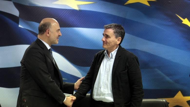 Συμφωνία στο Eurogroup της 15ης Ιουνίου βλέπουν Μοσκοβισί και Βίζερ
