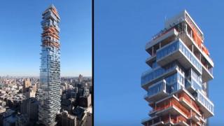 Η Νέα Υόρκη διαθέτει τον δικό της ουρανοξύστη «Τζένγκα» (Vid)