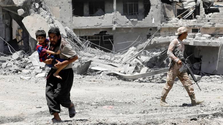 Ύπατη Αρμοστεία ΟΗΕ: Το ISIS σκότωσε εκατοντάδες πολίτες που εγκατέλειπαν τη Μοσούλη