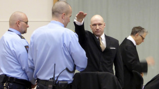 Προσφυγή Μπρέιβικ στο Ευρωπαϊκό Δικαστήριο Ανθρωπίνων Δικαιωμάτων για τις συνθήκες κράτησής του
