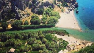 Ρέθυμνο: Τρεις μαγευτικές παραλίες για να κάνετε τις βουτιές σας